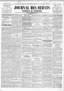 Le Journal des Débats politiques et littéraires - 1918-08-03
