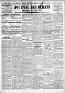 Le Journal des Débats politiques et littéraires - 1918-11-08
