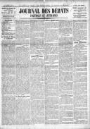 Le Journal des Débats politiques et littéraires - 1918-12-29