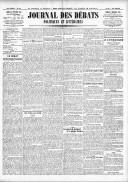 Le Journal des Débats politiques et littéraires - 1924-02-09