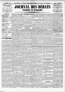 Le Journal des Débats politiques et littéraires - 1924-02-10