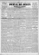 Le Journal des Débats politiques et littéraires - 1924-02-12