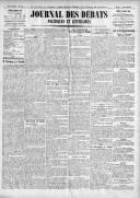 Le Journal des Débats politiques et littéraires - 1924-03-10