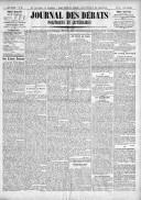 Le Journal des Débats politiques et littéraires - 1924-03-11