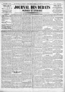 Le Journal des Débats politiques et littéraires - 1924-03-14