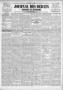 Le Journal des Débats politiques et littéraires - 1924-03-18