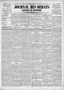 Le Journal des Débats politiques et littéraires - 1924-03-19