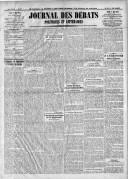 Le Journal des Débats politiques et littéraires - 1924-05-01