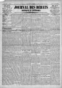 Le Journal des Débats politiques et littéraires - 1924-05-03
