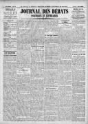 Le Journal des Débats politiques et littéraires - 1924-05-04