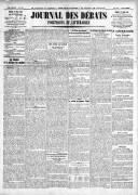 Le Journal des Débats politiques et littéraires - 1924-05-27