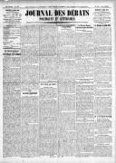Le Journal des Débats politiques et littéraires - 1924-05-28
