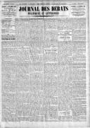 Le Journal des Débats politiques et littéraires - 1924-09-12