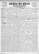 Le Journal des Débats politiques et littéraires - 1924-11-20