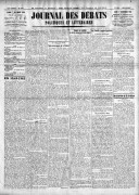 Le Journal des Débats politiques et littéraires - 1924-12-01