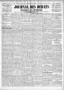 Le Journal des Débats politiques et littéraires - 1924-12-12