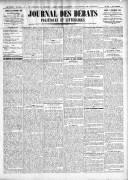 Le Journal des Débats politiques et littéraires - 1924-12-13