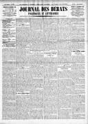 Le Journal des Débats politiques et littéraires - 1924-12-14