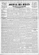Le Journal des Débats politiques et littéraires - 1924-12-15