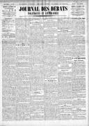 Le Journal des Débats politiques et littéraires - 1924-12-19