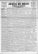Le Journal des Débats politiques et littéraires - 1924-12-21