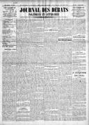 Le Journal des Débats politiques et littéraires - 1924-12-22
