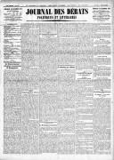 Le Journal des Débats politiques et littéraires - 1924-12-28