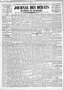Le Journal des Débats politiques et littéraires - 1924-12-29