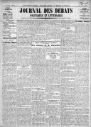 Le Journal des Débats politiques et littéraires - 1929-11-01