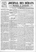 Le Journal des Débats politiques et littéraires - 1940-02-16