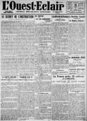Ouest Eclair (Éd. de Nantes) - 1918-01-20