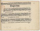 Motetz nouvellement composez Imprimez a paris par Pierre // Attaingnant demourant a la rue de la harpe pres s. cosme