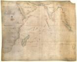 [Océan Indien] / 1665 by Joan Blaeu