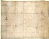 [Océan Indien avec l'île de Sumatra et partie des côtes de l'Afrique du Sud, de l'Australie occidentale et du Sud de Madagascar] / 1667 by Joan Blaeu