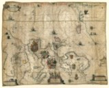 Pascaarte van alle de Zee-custem van Europa / Willem, Pieter en Joan Blaeu