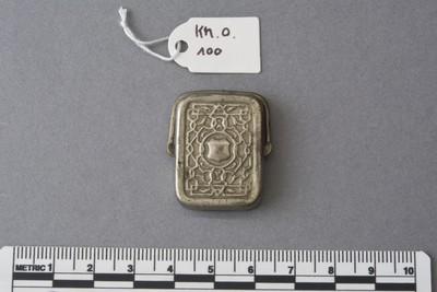 Falsifikat eines Siegelstempels KM-O.100
