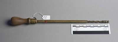 Putzstock für Pistolen/Revolver KM-O.122