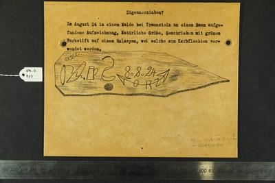 Zigeunerzinken KM-O.967