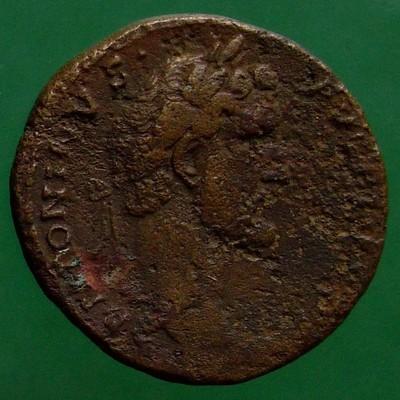 Antoninus I. Pius (138-161); Rom; 139 - 144; Sesterz; RIC 546 od. 646