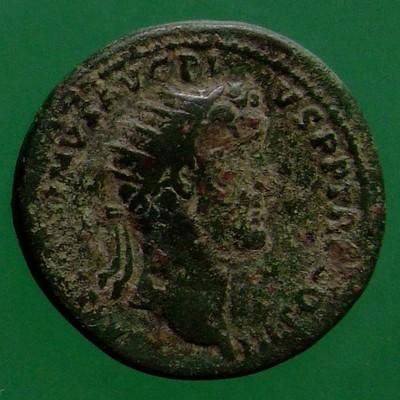 Antoninus I. Pius (138-161); Rom; 140 - 144; Dupondius; RIC 660a
