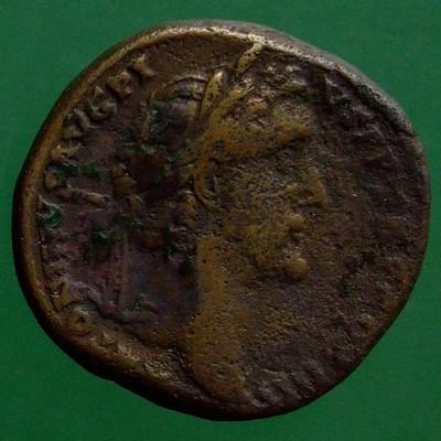 Antoninus I. Pius (138-161); Rom; 145 - 161; Sesterz; RIC 778