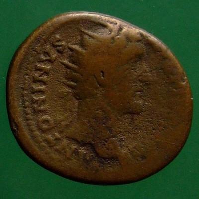 Antoninus I. Pius (138-161); Rom; 144 - 161; Dupondius; RIC 754 od. 798