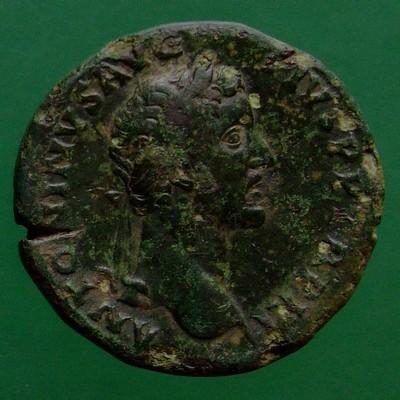 Antoninus I. Pius (138-161); Rom; 147 - 148; Sesterz; RIC 844