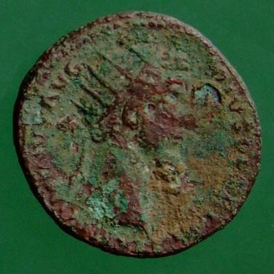 Antoninus I. Pius (138-161); Rom; 148 - 149; Dupondius; RIC 858