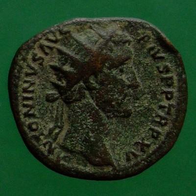 Antoninus I. Pius (138-161); Rom; 151 - 152; Dupondius; RIC 893