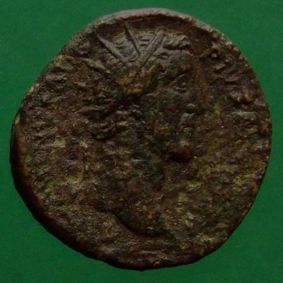 Antoninus I. Pius (138-161); Rom; 151 - 152; Dupondius; RIC 894