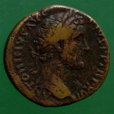 Antoninus I. Pius (138-161); Rom; 152 - 153; Sesterz; RIC 904