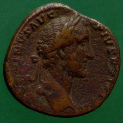 Antoninus I. Pius (138-161); Rom; 156 - 158; Sesterz; RIC 967
