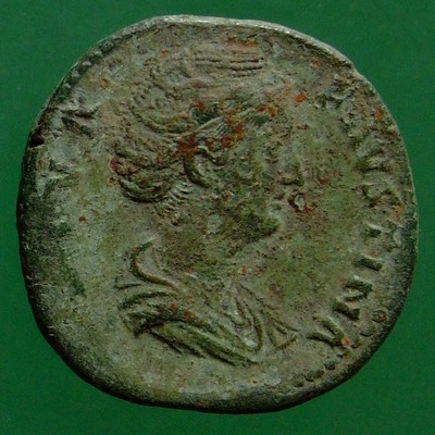 Antoninus I. Pius (138-161); Rom; 141 - 161; Sesterz; RIC 1103a (a)