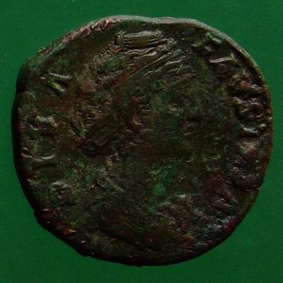 Antoninus I. Pius (138-161); Rom; 141 - 161; Sesterz; RIC 1105 (a)